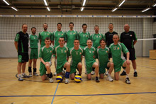 Irish Mens National Volleyball Team