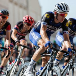 high performance althletes cycling